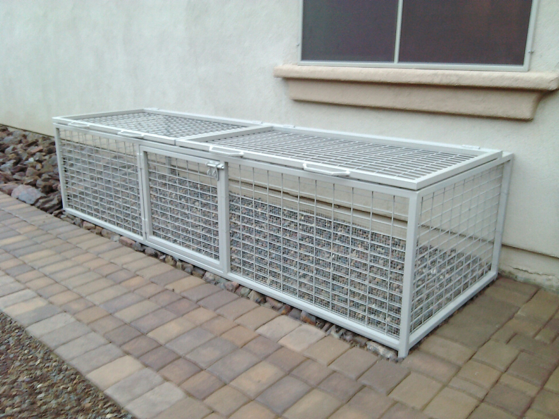 Predator Proof Kennels Keep Dogs Safe
