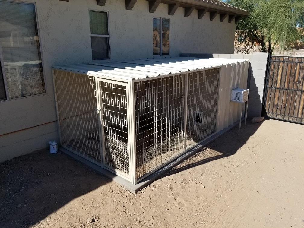 AZ Air Conditioned Kennels Home Page
