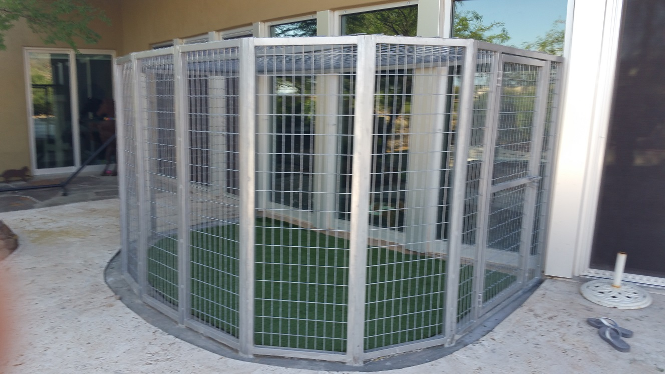 Home Page Custom Made Dog Kennels For Sale.