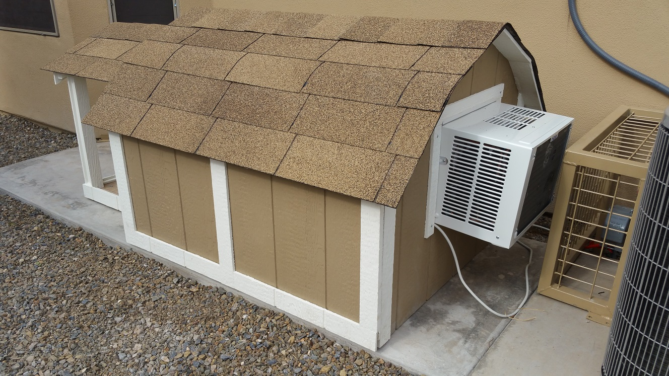 Air Conditioned Dog Houses For sale