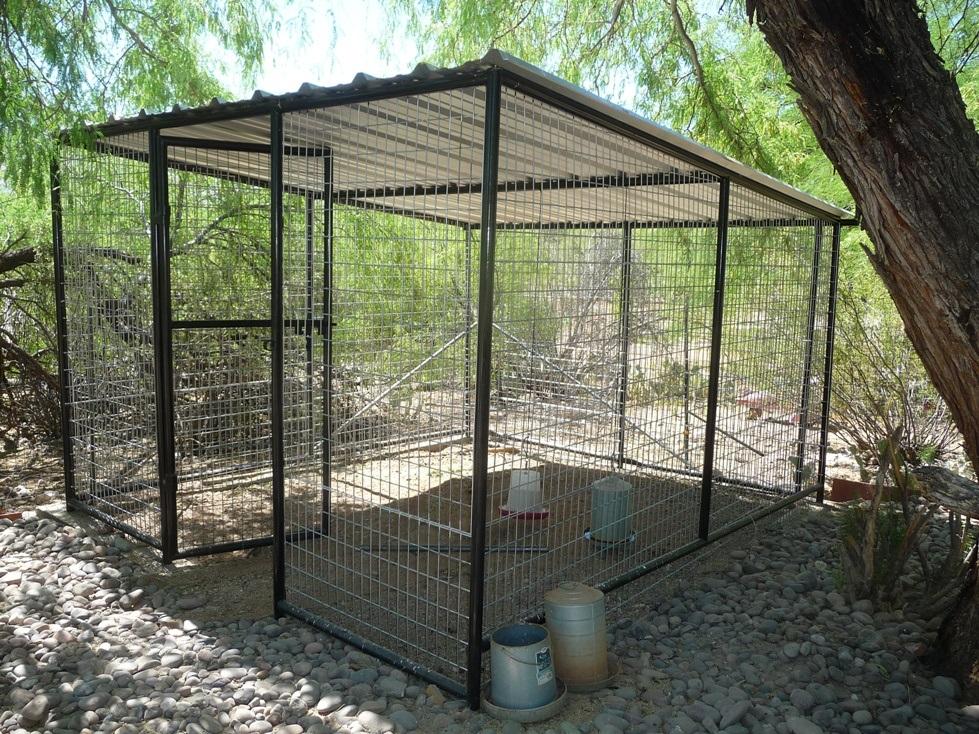 Best Quality Outdoor Dog Kennels Custom Built