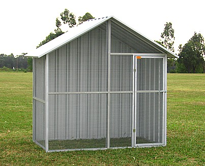 Aviaries For Macaws