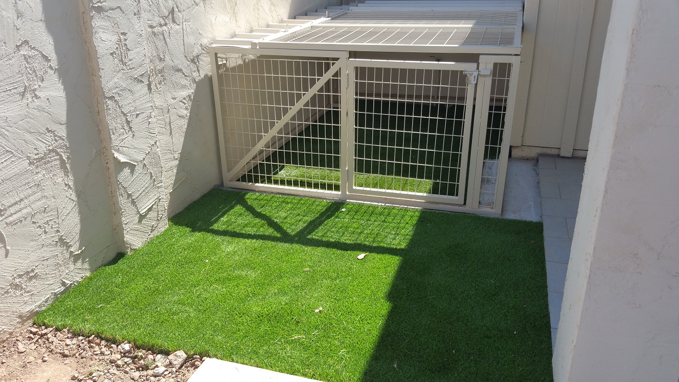 Anthem Arizona Pet Kennels For Sale and Installed!