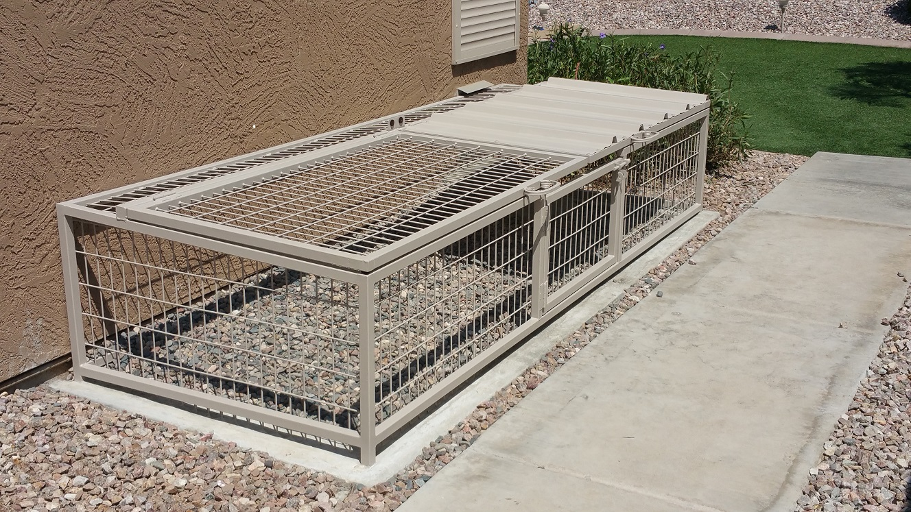 Peoria Arizona Dog Kennels For Sale.