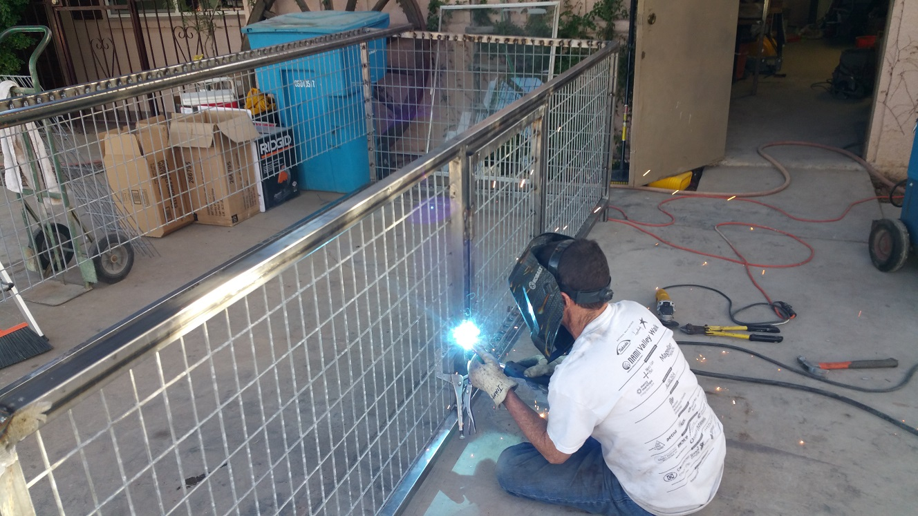 Kennels Certified Welders