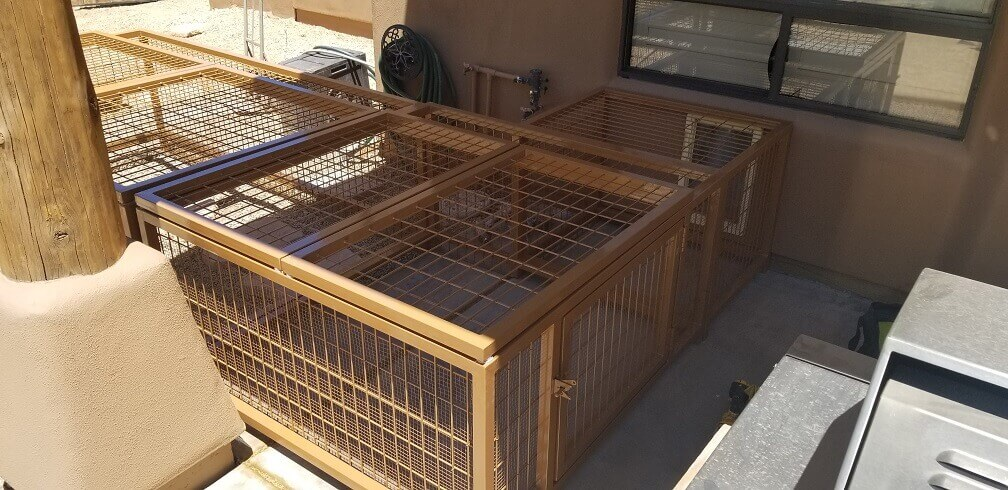 Low Profile Kennels