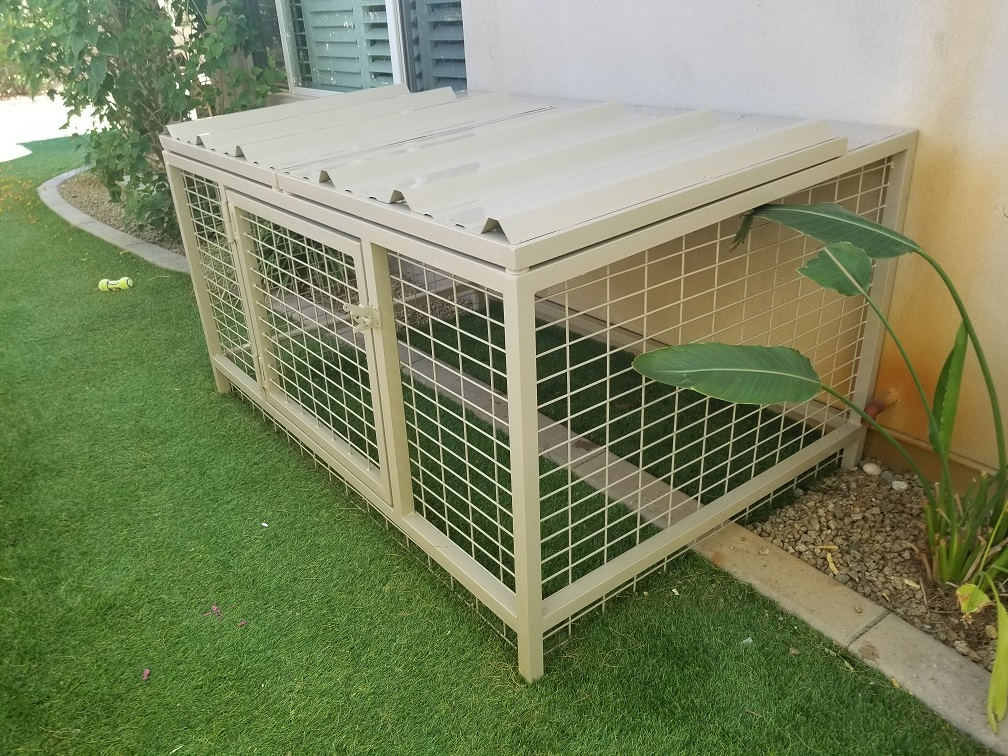 Custom Built Cat Kennels For sale