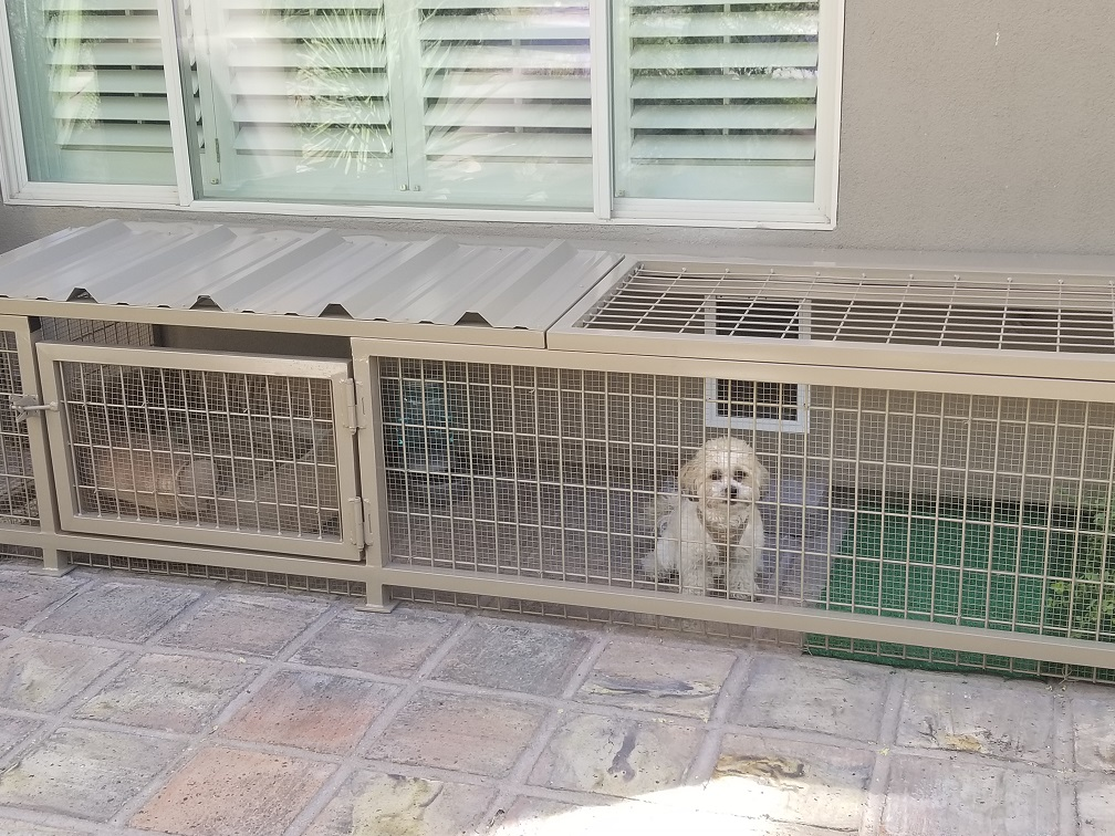 Predator Proof Kennels