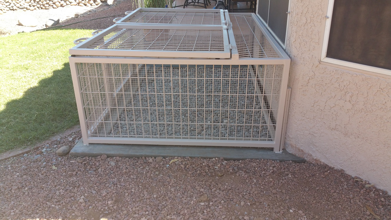 Free Shipping Pet Kennels to California.