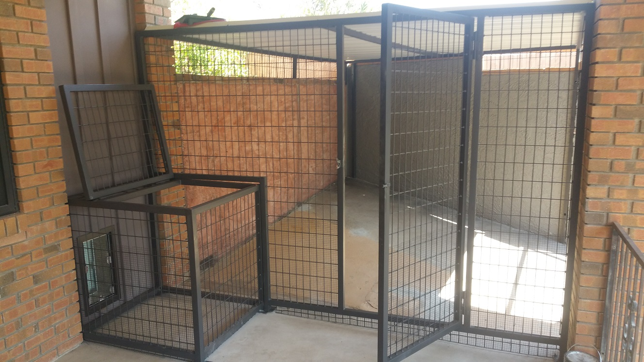 Az Outdoor Pet Kennels For Sale And Installed Phoenix