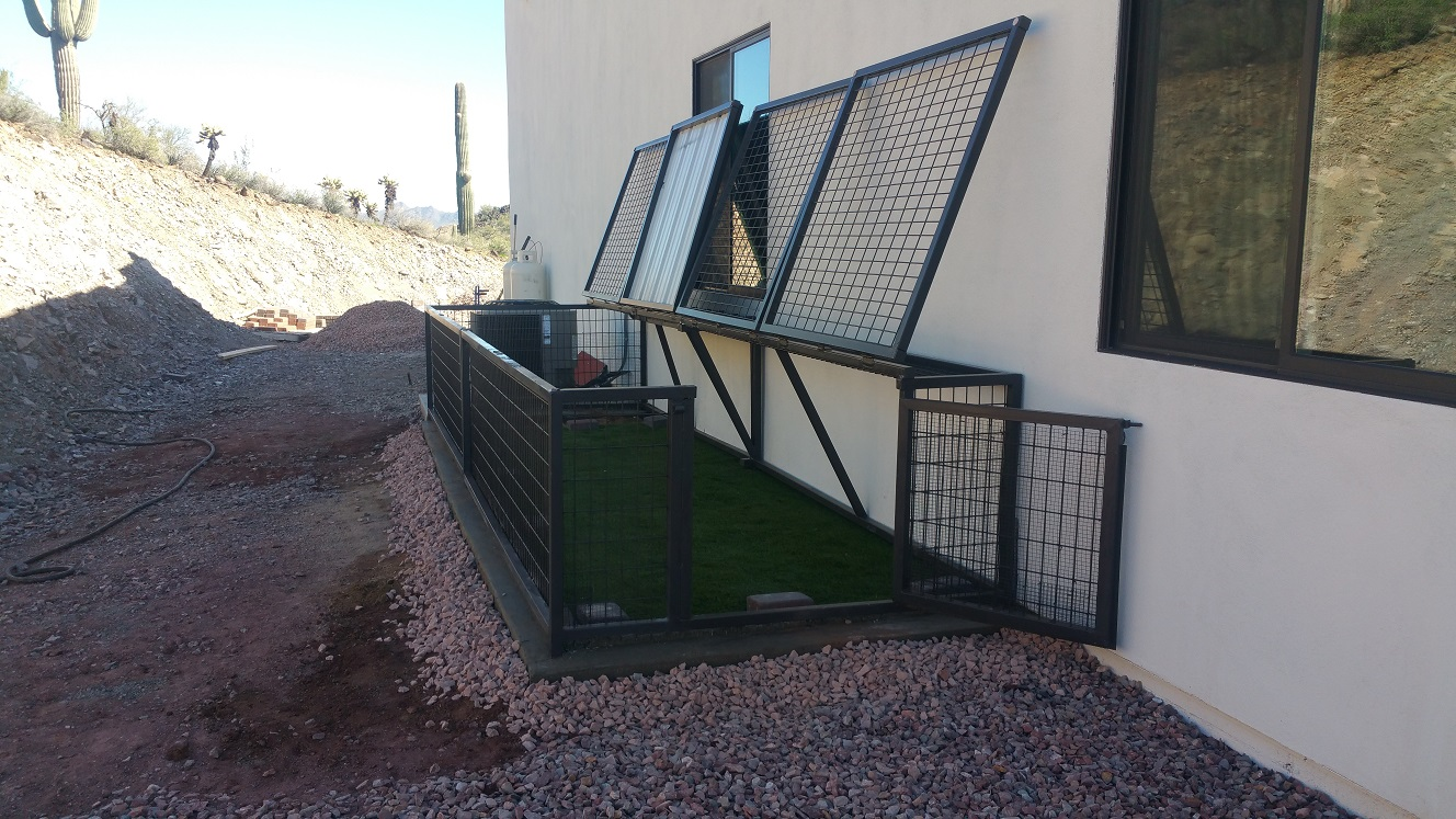 Kennels For Cats and Dogs Sun City Arizona.