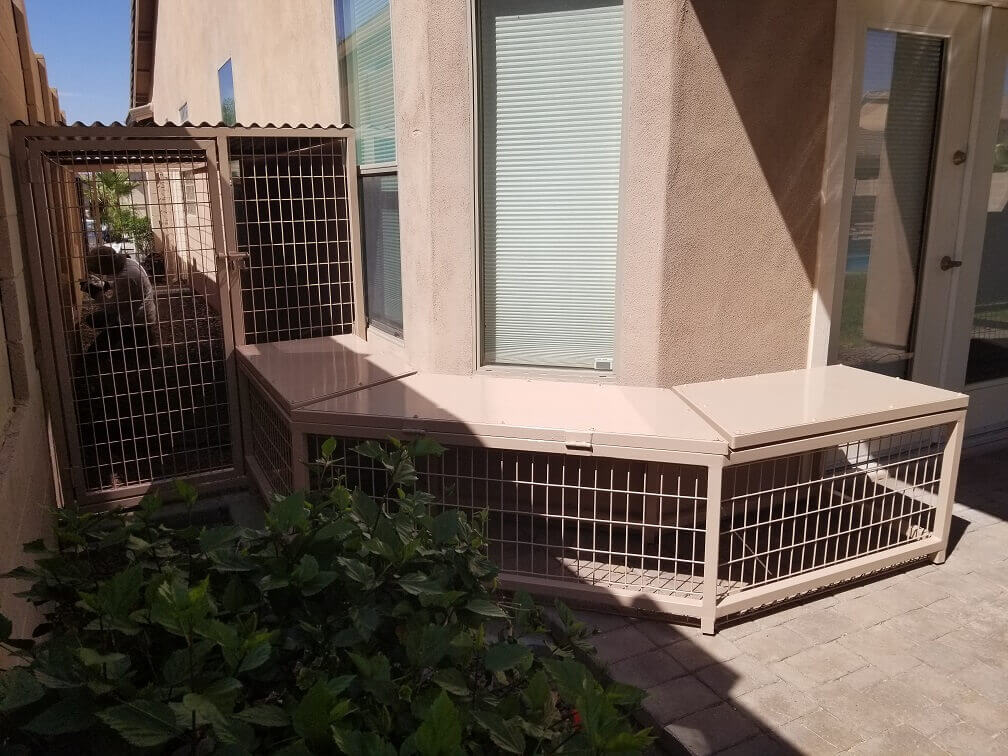Scottsdale Kennel For Cats