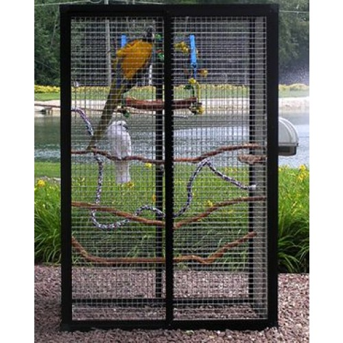 Aviaries For Exotic Birds