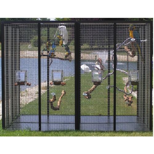 Safest Bird Aviarys on Earth!