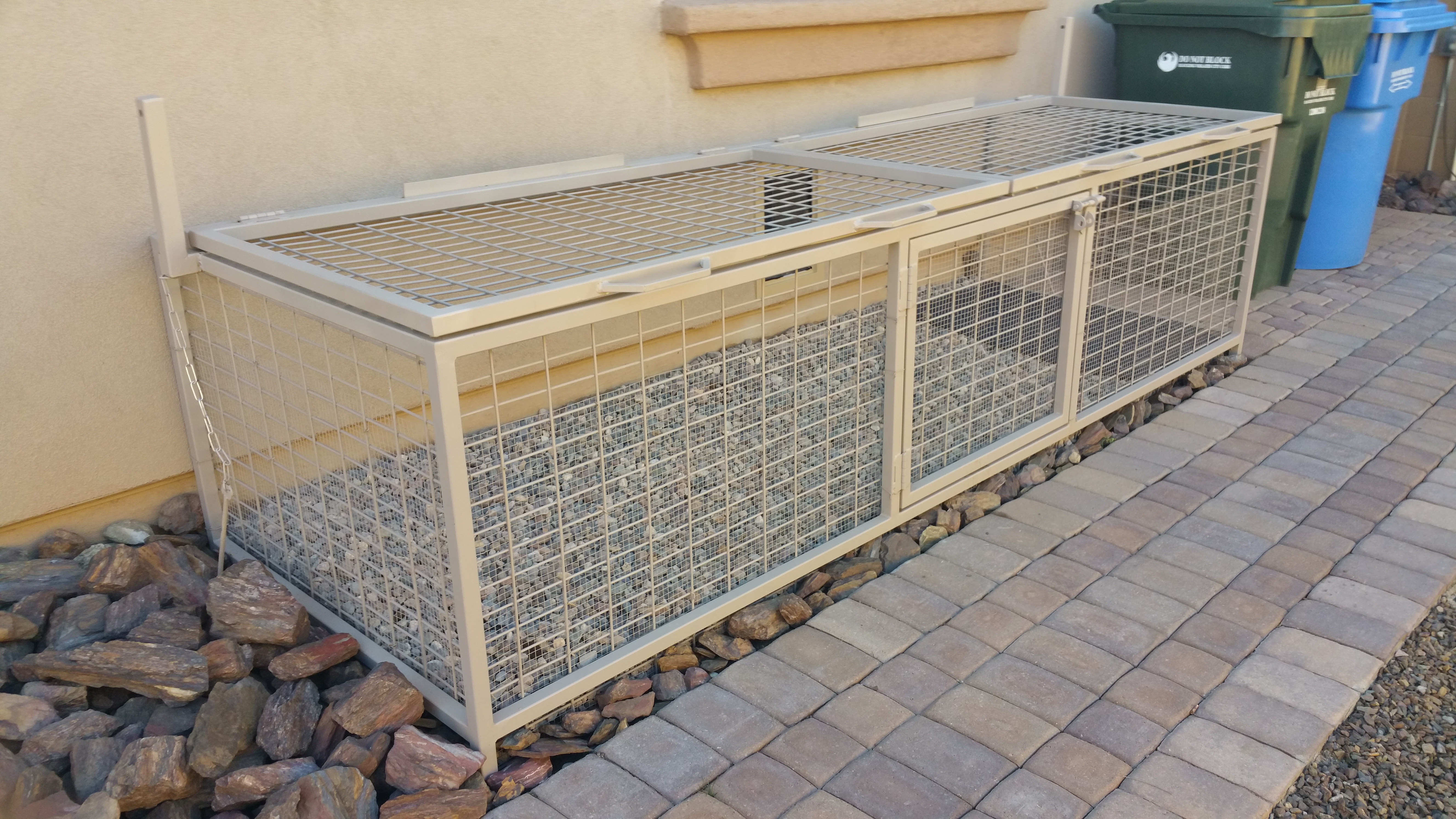 Guaranteed Pet Safe Kennels!