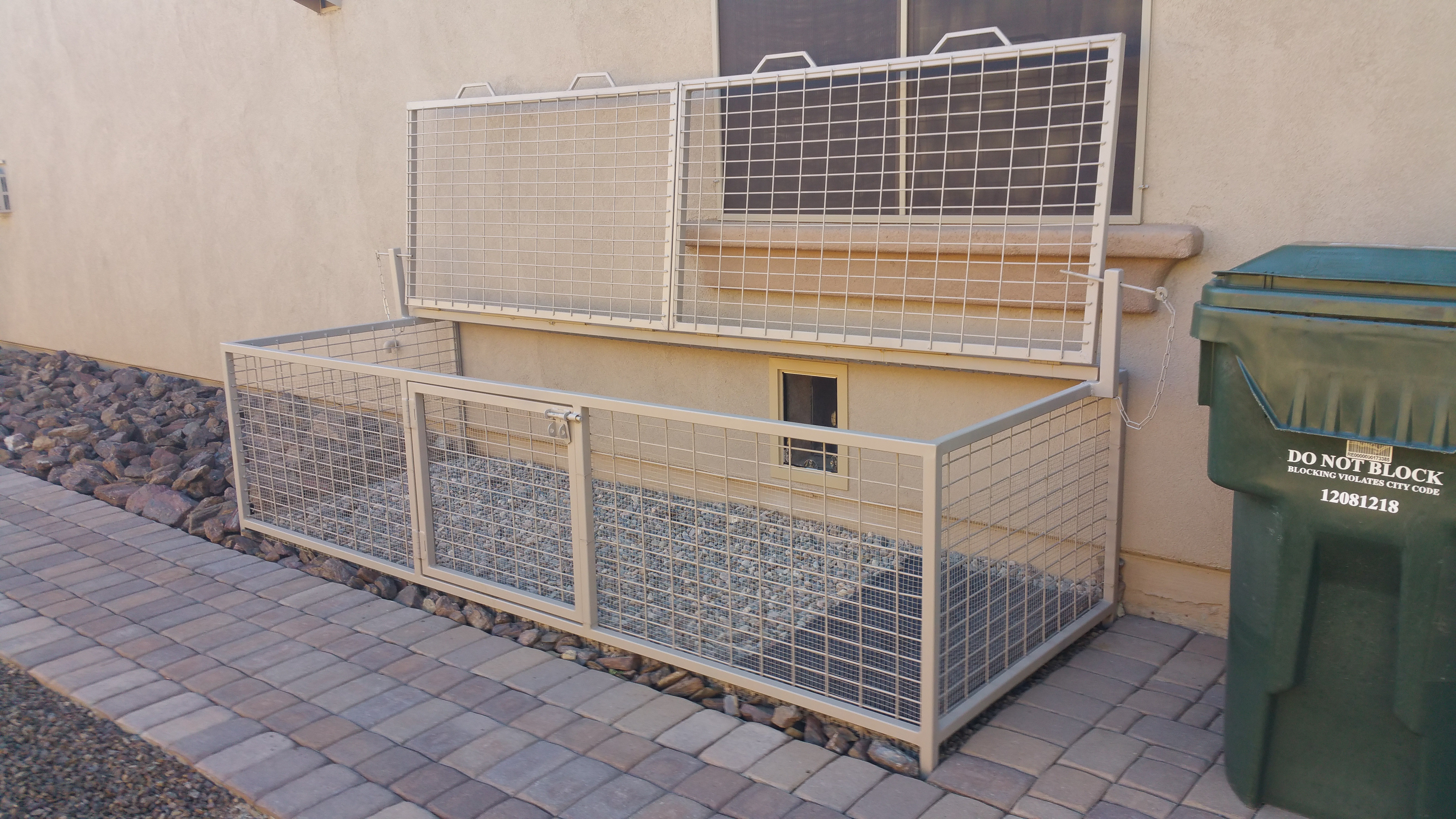 Safest Kennels For Dogs in Arizona.